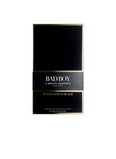 Carolina Herrera Bad Boy EDT 100 ml Erkek Parfüm Renksiz